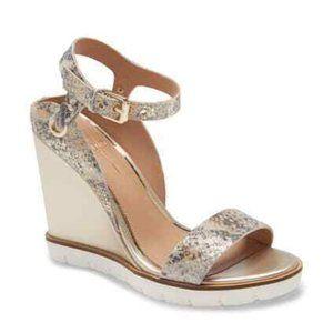NEW Linea Paolo Ella Wedge Sandal9.5